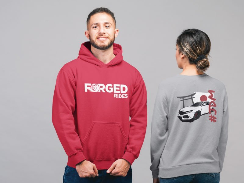 Forged Rides Team